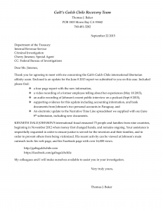Cover Letter Sep 22 2015 Forensic Report Update